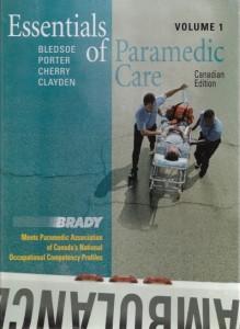 Essentials of Paramedic Care Volume 1 book cover